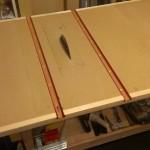 作業台兼テーブルソー(2)