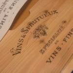 ワイン箱風収納BOX (1)