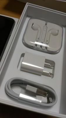 iPhone6 付属品