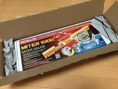 INCRA Miter 1000HD 2