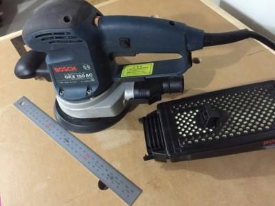 Bosch GEX150AC Professional 1
