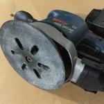 工具紹介15 (Bosch ランダムアクションサンダー GEX150AC)
