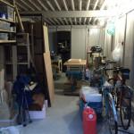 ガレージの工房化 (1) ガレージについて