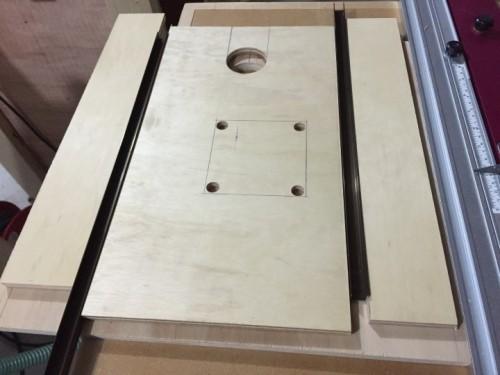 卓上ボール盤テーブル 02