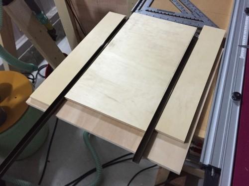 卓上ボール盤テーブル 01